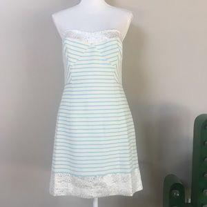 NWT Lilly Pulitzer Remi strapless dress 6